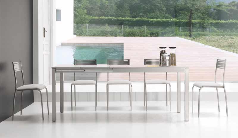 Mesas silestone, mesas elegantes y resistentes - Albani